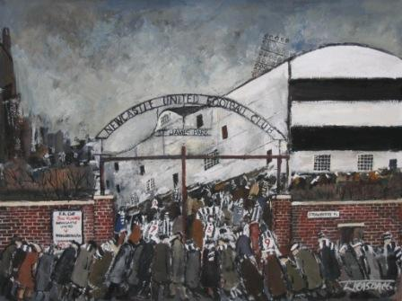 Malcolm TEASDALE - Black and White