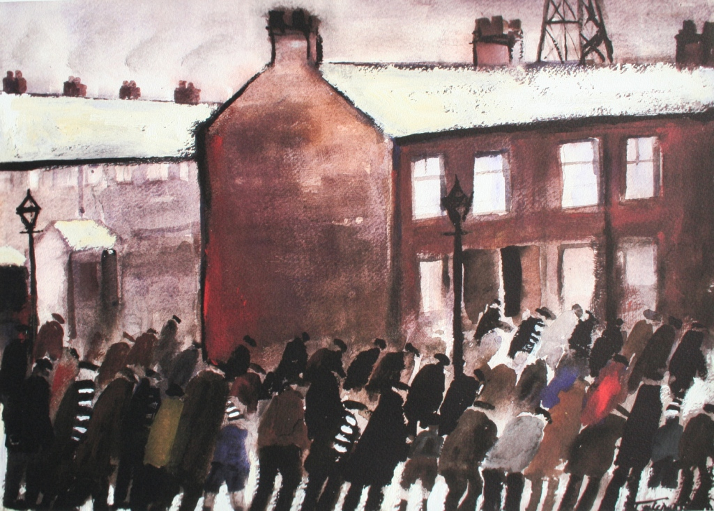 Limited Edition Prints Artist Malcolm Teasdale - Home Match