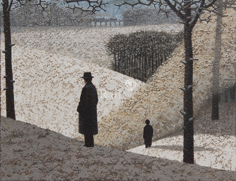 Mark EDWARDS - The Two Trains III