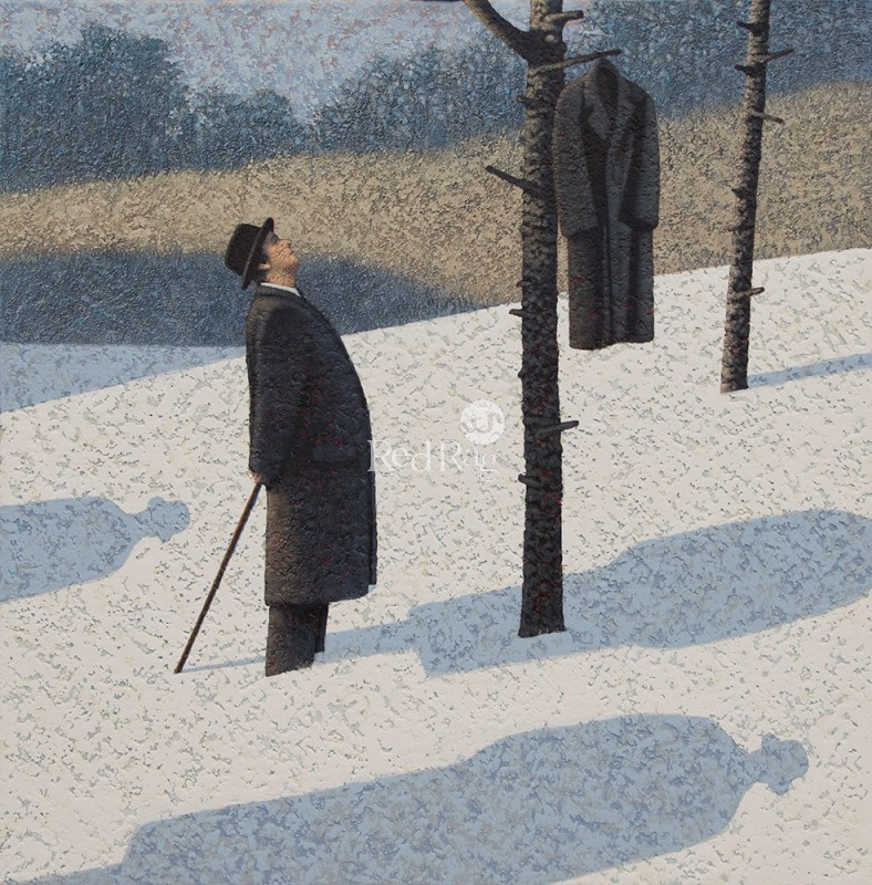 Mark EDWARDS - Counting Coats