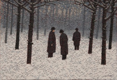 Mark EDWARDS - Waiting for Two Others