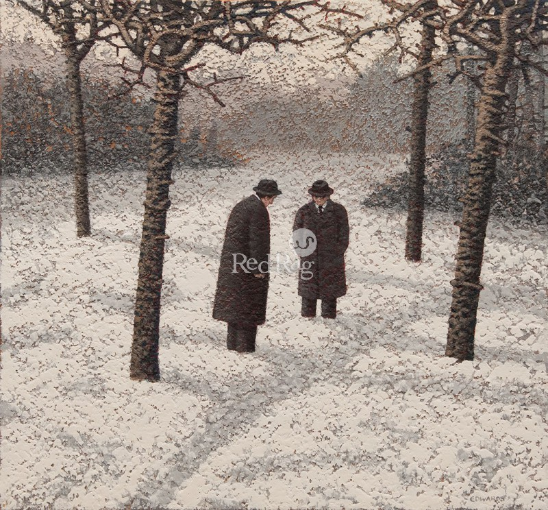 Mark EDWARDS - Killing Time Beside The Path