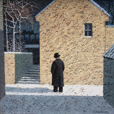 British Artist Mark EDWARDS - Waiting For The Light To Come On