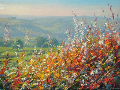 Mark PRESTON - Autumn Willowherb,