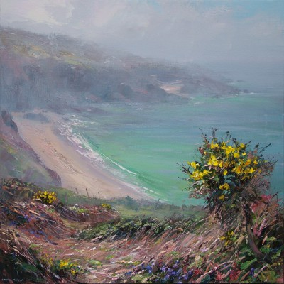 Mark PRESTON - Spring Mist, Portheras