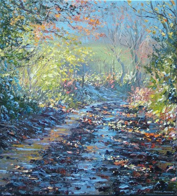 Mark PRESTON - Frosty November Morning, Wirksworth