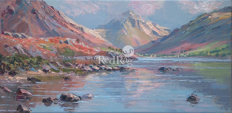 Mark PRESTON - Calm Reflections, Wastwater