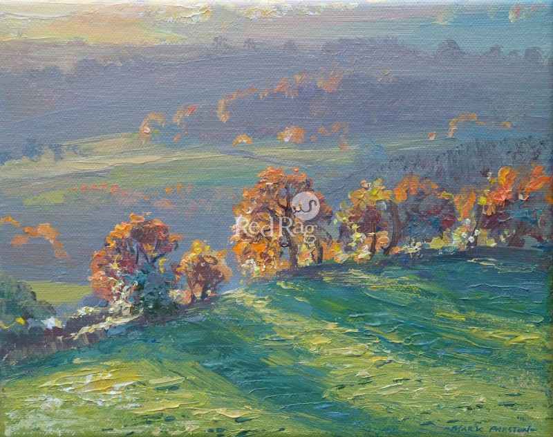 Mark PRESTON - Long Shadows, Gorsey Bank