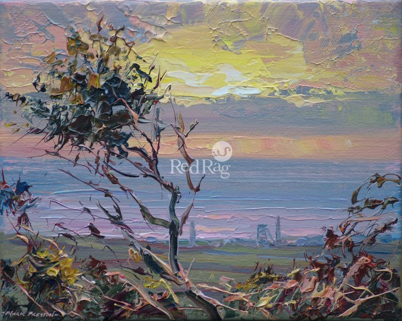 Mark PRESTON - September Evening, Carnyorth