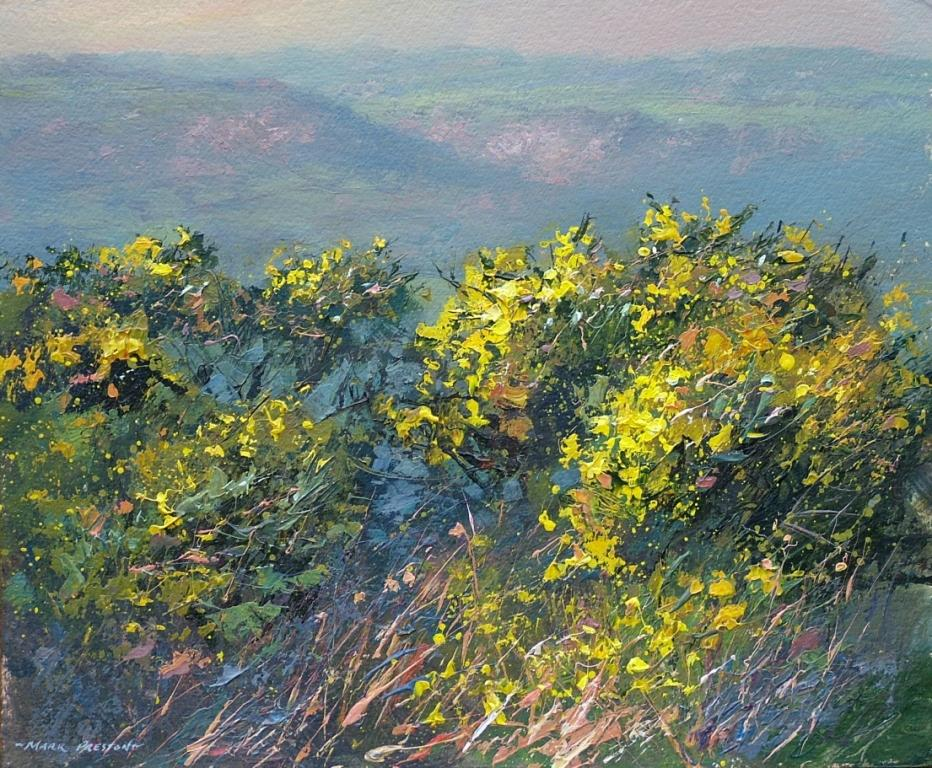 Mark PRESTON - April Gorse