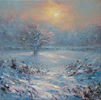 Mark PRESTON - Winter Glow