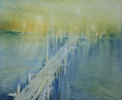 Martin CAULKIN - The Landing Stage