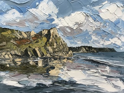 Martin LLEWELLYN - From Tor Bay, Gower