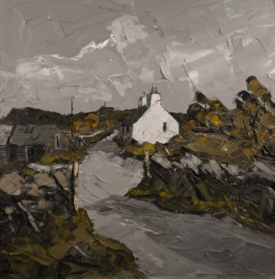 Martin LLEWELLYN, contemporary artist&nbsp;-&nbsp;<span style='color:red;font-size: 200%'>&#8226;</span> Llyn Cottage
