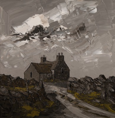 Martin LLEWELLYN - Old Stone Cottage