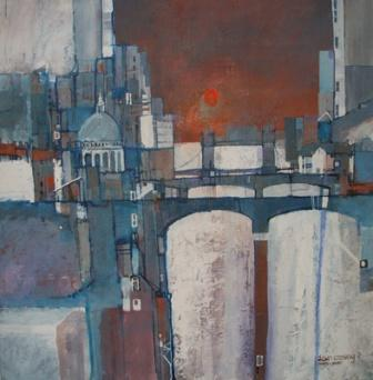 Martin Procter - Dawn Crossing 2