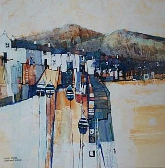 Limited Edition Prints Artist Martin Procter - Connemara Harbour
