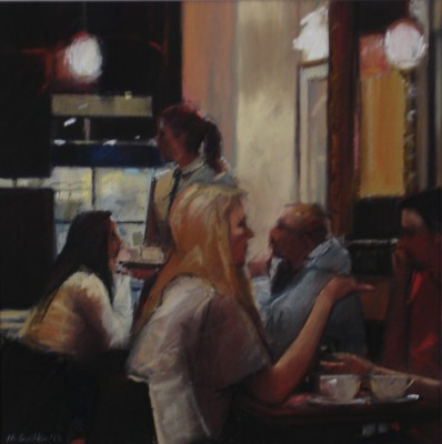 Mary GRIFFIN - The Night Cafe