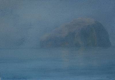 Matthew DRAPER - Like Glass, Bass Rock Study