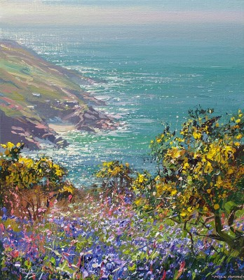Mark PRESTON - May Afternoon, Boat Cove