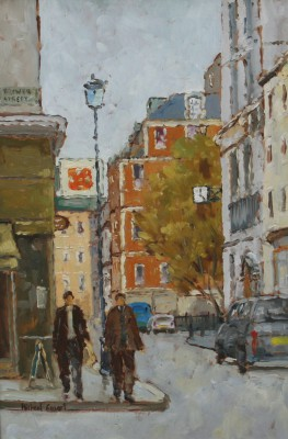 British Artist Michael EWART - Brewer Street