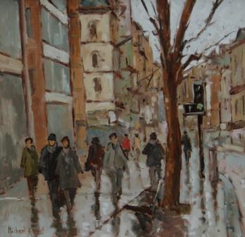 Michael EWART - A Rainy Day