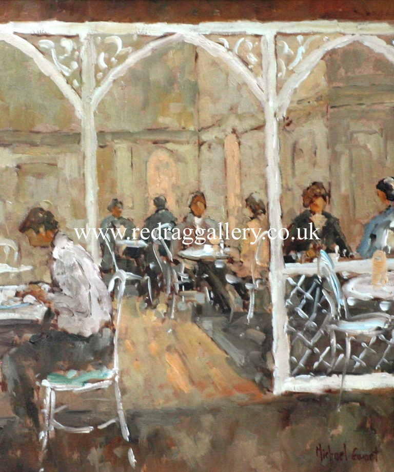 Michael EWART - Rooftop Tearoom, Scarborough