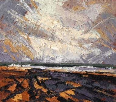 Michael FAIRCLOUGH - Fanore Beach VI, Galway Bay