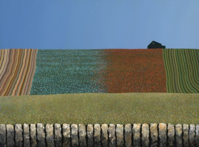 British Artist Michael KIDD - Five Fields