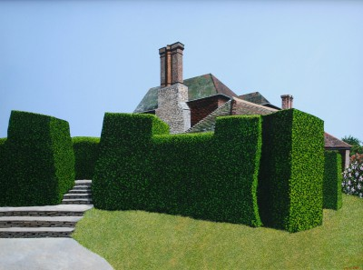 British Artist Michael KIDD - Great Dixter