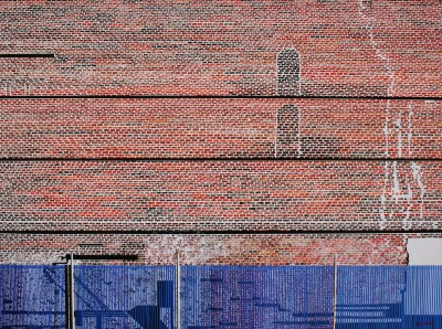 British Artist Michael KIDD - Brick Wall