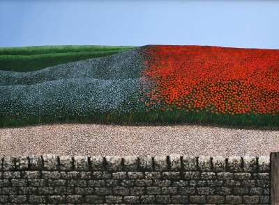 British Artist Michael KIDD - Beyond the Wall