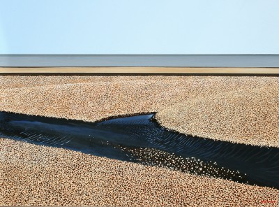 British Artist Michael KIDD - Towards the Sea