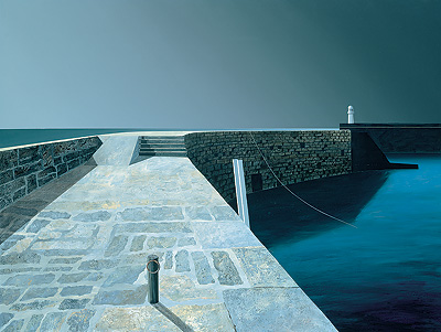 Limited Edition Prints Artist Michael Kidd - Soon The Storm