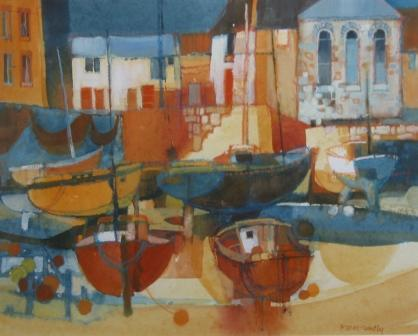 Moira HUNTLY - Abersoch Boats