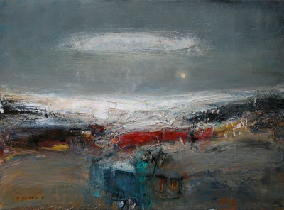 Nael HANNA, contemporary artist - Road to Stonehaven