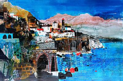 Nagib KARSAN - The Road to Portofino