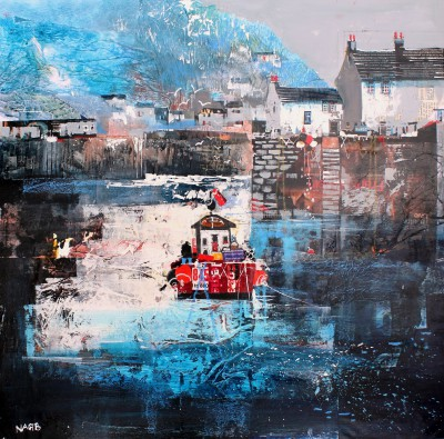 Nagib KARSAN - Back with the Catch, Polperro