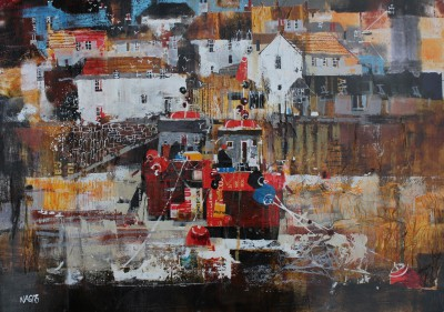 Nagib KARSAN - Cornish Fishing Boats