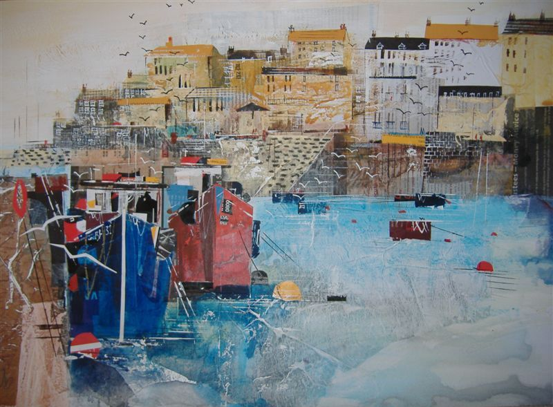 Nagib KARSAN - Start of a New Day, Brixham