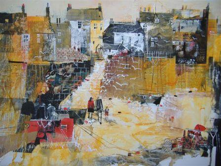 Nagib KARSAN - Amongst the Boats, Polperro