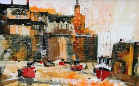 Nagib KARSAN - Waiting for the Tide, Portleven