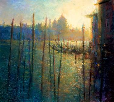 Norman Smith - Evening Grand Canal