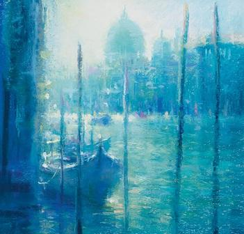 Norman Smith - Morning Light On The Grand Canal