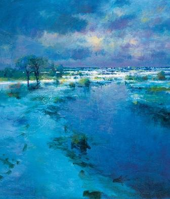 Norman Smith - Storm Light On Snow