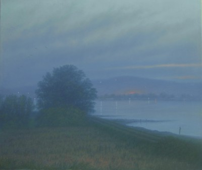 British Artist Steven OUTRAM - No One and Everyone