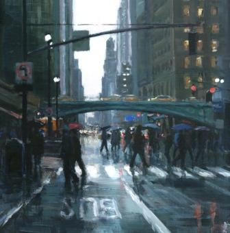 David FARREN - Outside Grand Central Station
