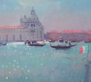 Limited Edition Prints Artist Stephen Brown - Venice Light