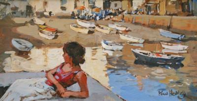 Paul HEDLEY - Teignmouth Quay