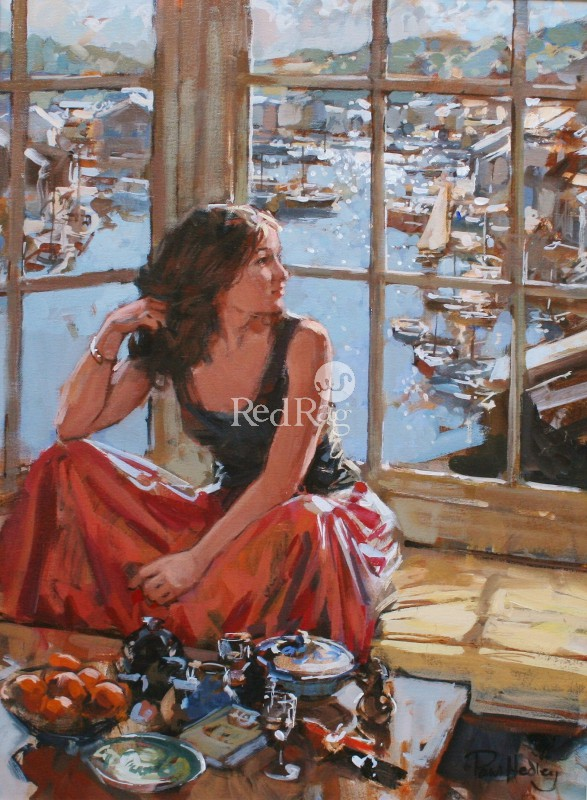 Paul HEDLEY - Sophie at Falcon House